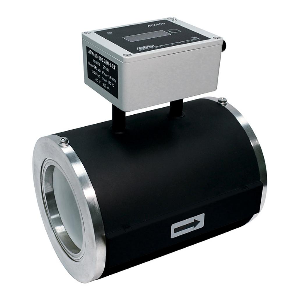 Расходомер ЛГК410 DN100-140 кл.II