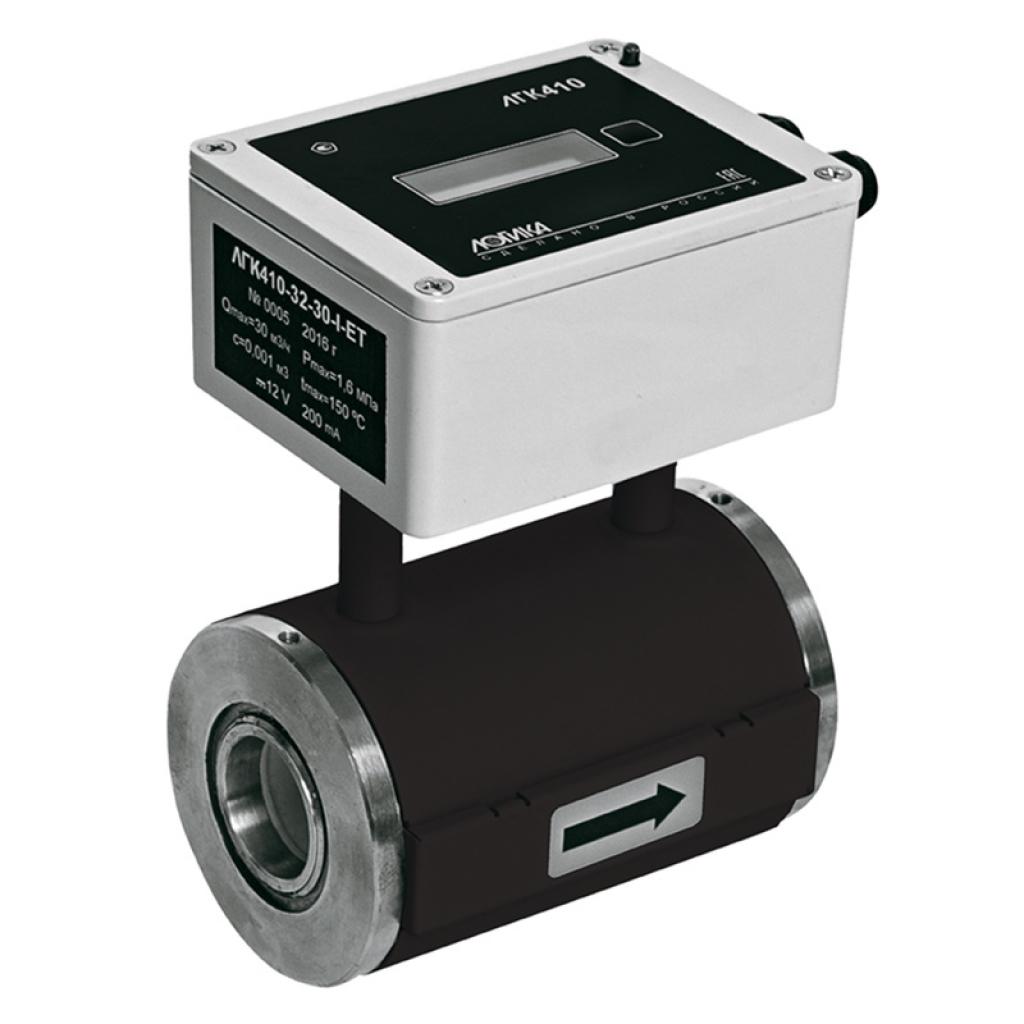 Расходомер ЛГК410 DN32-30 кл.I