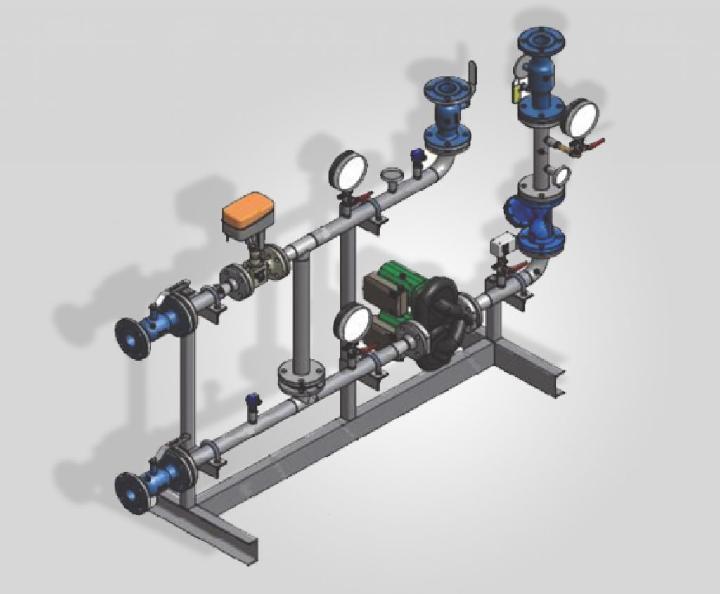 САРТ (Система автоматического регулирования теплопотребления)