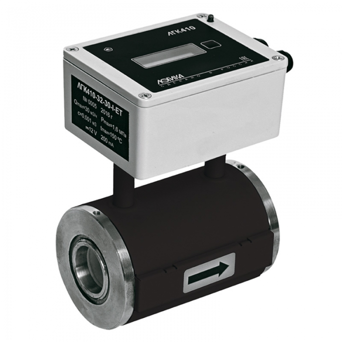 Расходомер ЛГК410 DN32-30 кл.II